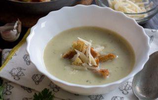 česnova juha recept