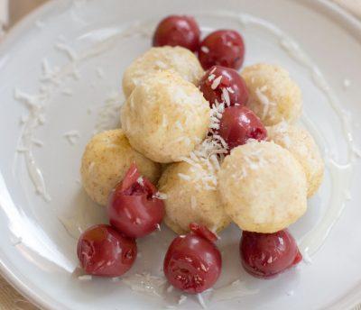 sladki cmoki recept