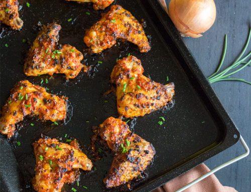 Piščančje peruti iz pečice