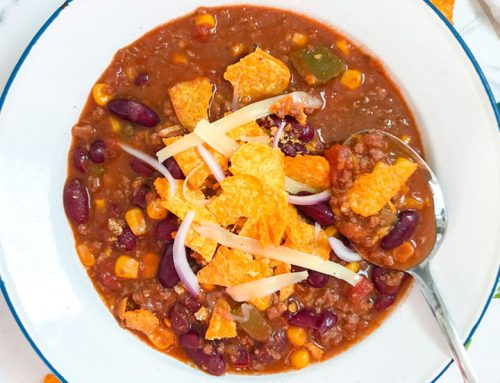 Ground beef Chili con Carne