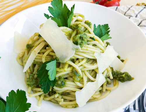 Parsley Spaghetti