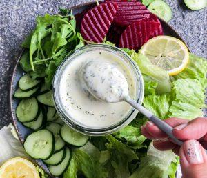 jogurtov preliv