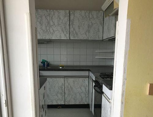 Prenova naše stare kuhinje